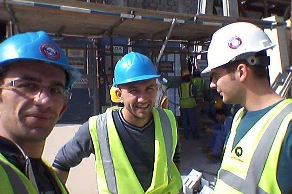 Të punësuarit në Qatar