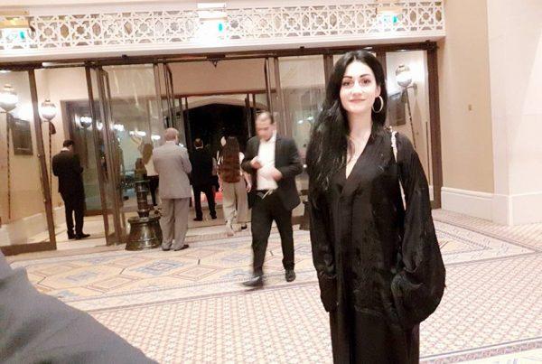 Adelajda Ahmeti (nurse) e punesuar ne Dubai