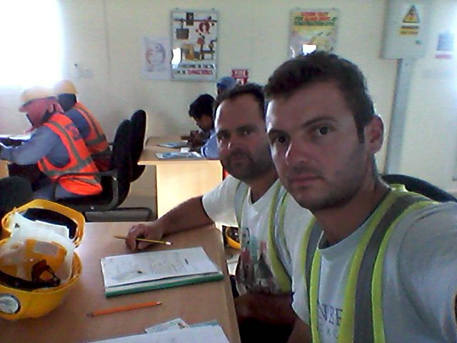 Dhimiter Bodurri dhe Sokol Bodurri te punesuar ne Qatar