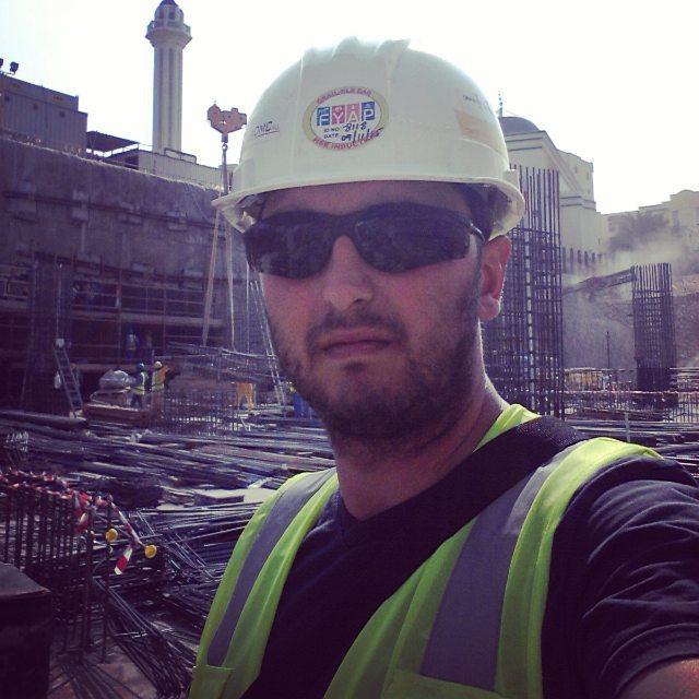 Arben Caushaj (inxhinier ndertimi) Doha, Qatar