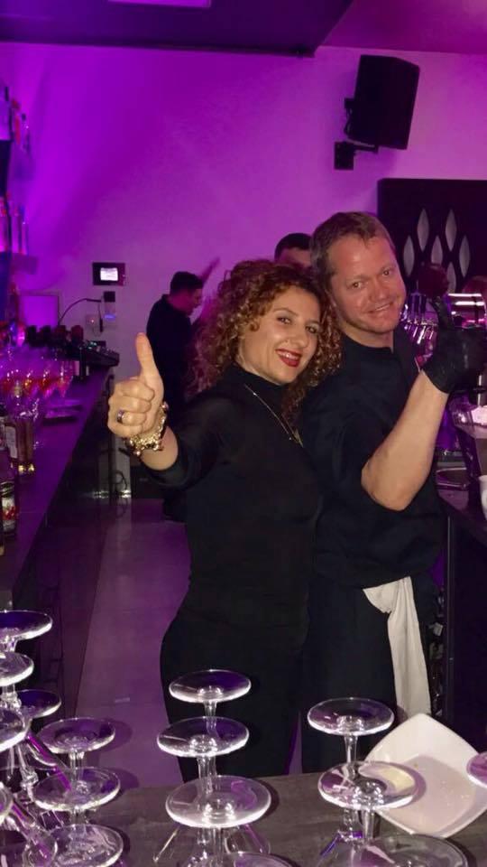 Arvit Keco (barman) i punesuar ne Gjermani.