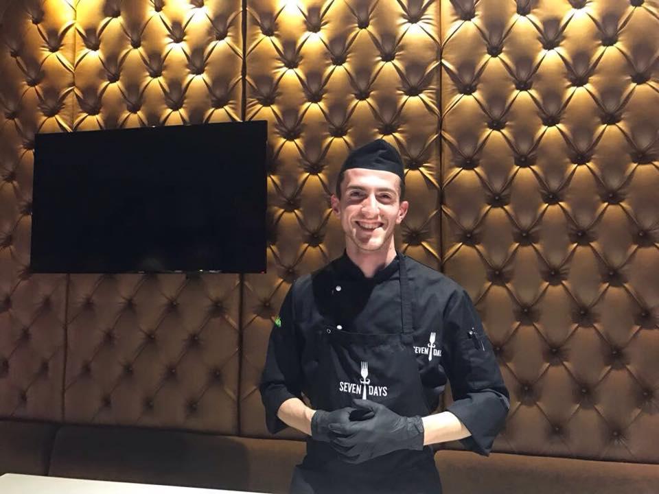 Endrit Doda (kuzhinier)Gjermani