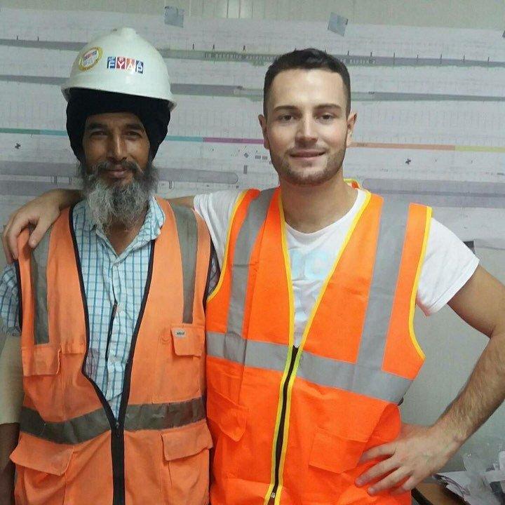 Gezim Islami (Inxhinier Ndertimi) Qatar