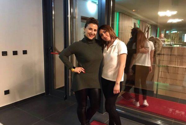 Ilma Shabani e punesuar ne Gjermani masazhatore