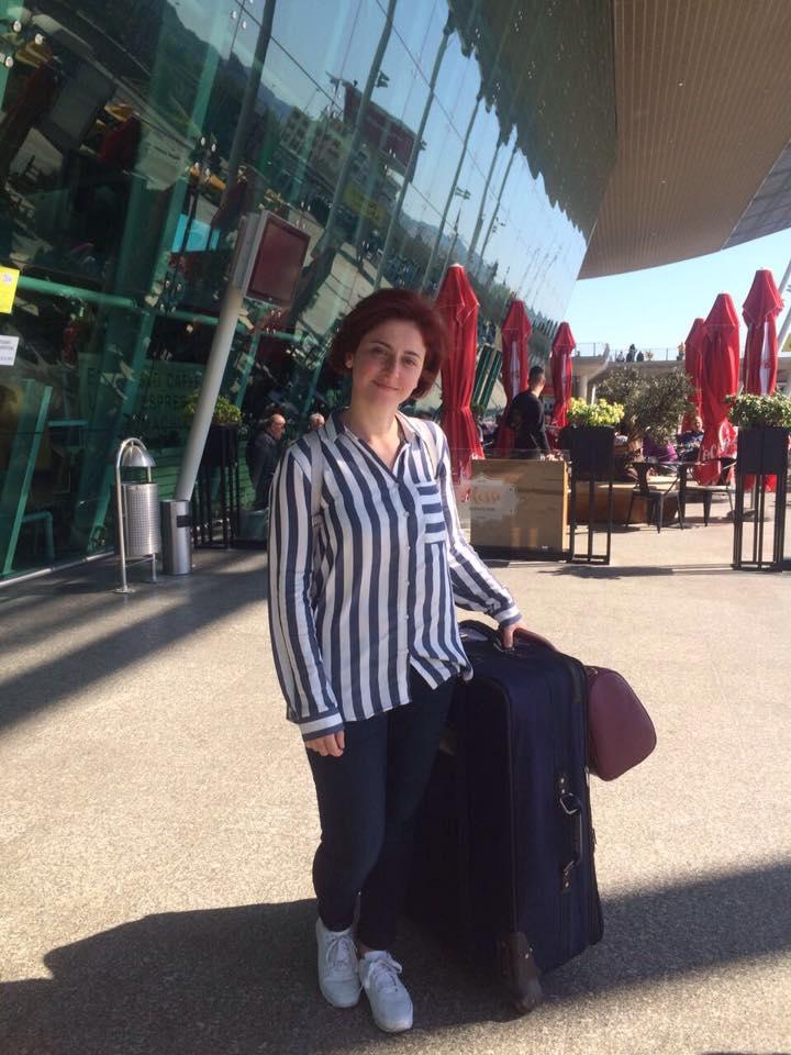 Kiara Bibi e punesuar ne Qatar